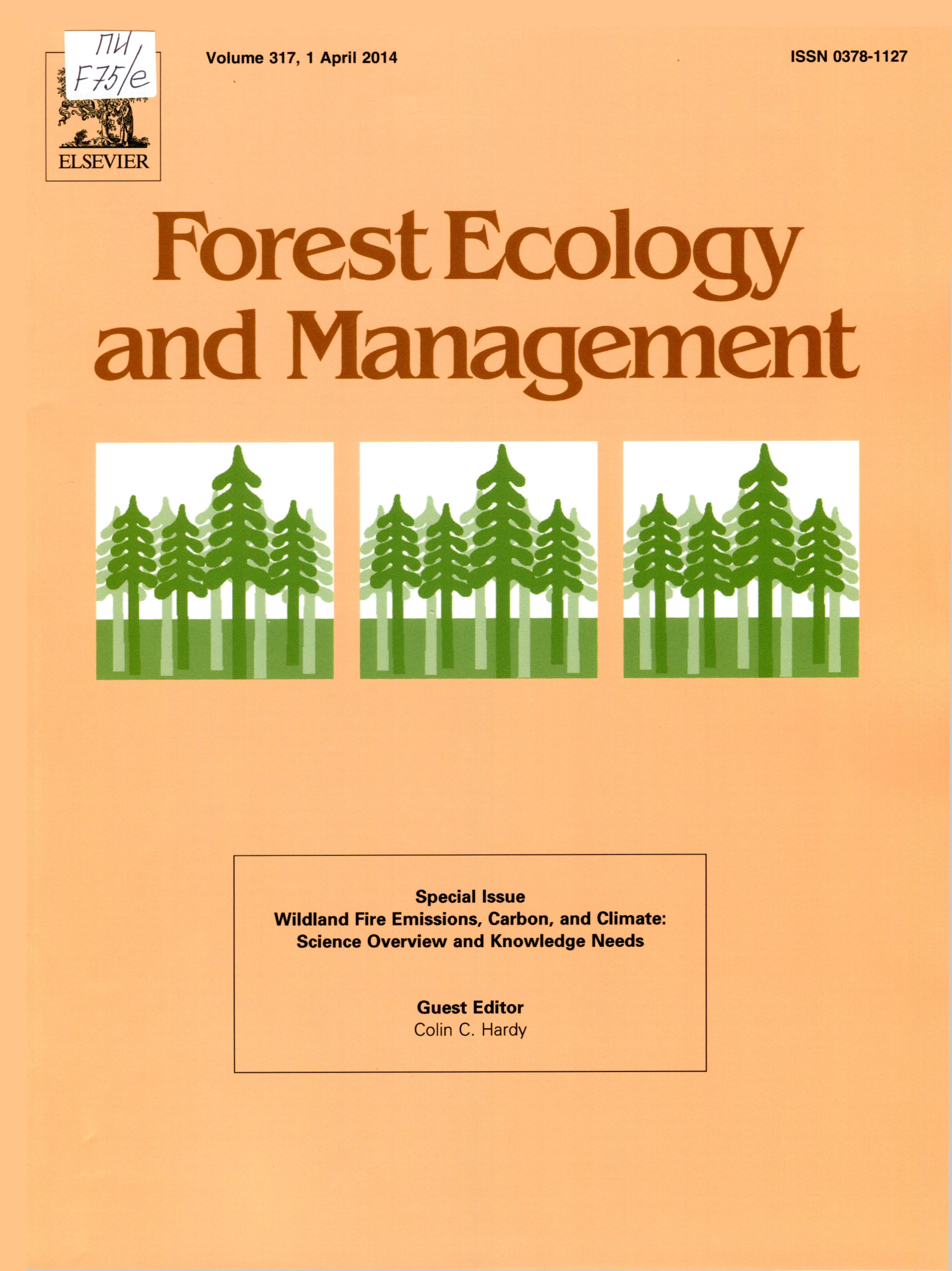 fundamentals of forest management